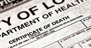 Requesting A Death Certificate Maine Death Certificate Everplans