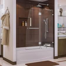 shower design appealing shrewd bathtub shower doors home depot surprising inspiration jpg frameless sliding interior emerging schon judy in x semi glass