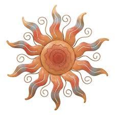regal 22 in sun wall decor 5074 the