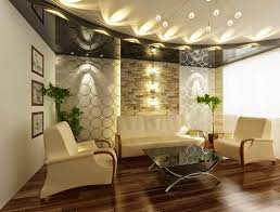 chic false pop ceiling design