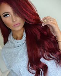 Reddish Hair Dye