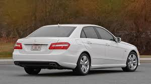 2012 Mercedes-Benz E350 Bluetec Sedan review notes: Torque and ...