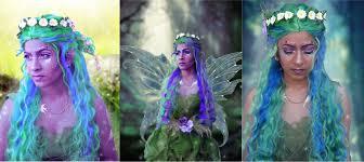 final fairy makeup shot