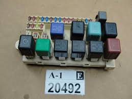 lexus ls fuse box interior dash panel board buyer must pay for original and return shipping charges
