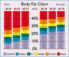 Female Body Fat Chart Under Fontanacountryinn Com