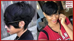 Hairstyle Short Haircuts Black Women With Natural Hair Cute Easy
