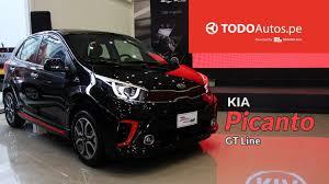 2018 kia picanto gt. fine picanto kia picanto gt line 2018  todoautospe with kia picanto gt a