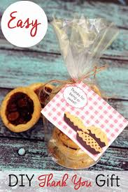 this free printable coupled with sweet treats makes perfect diy thank you gifts for coworkers