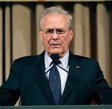 Ex-US-Verteidigungsminister Donald Rumsfeld ist tot - WELT