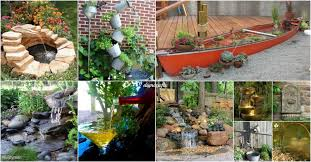 Cool backyard pond design ideas for you who likes nature Fish Pond 30 Creative And Stunning Water Features To Adorn Your Garden Diy Crafts New England Aquatic Landscaping 30 Creative And Stunning Water Features To Adorn Your Garden Diy