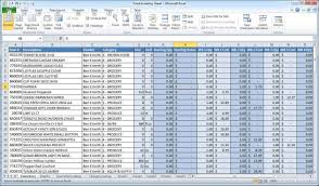 Free Finance Spreadsheet Small Business Spreadsheet For Income And Expenses Xls Free