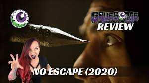 #no escape (2020) dubbed in hindi by 1xbet is an unofficial dub just for promotion so if u don't like there dub just ignore don't comment or send any msg to us. No Escape 2020 Horror Movie Review Youtube