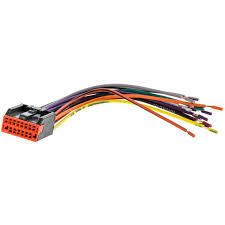 metra 71 1771 wiring harness for 1998 2007 ford, lincoln, mercury Car Stereo Color Wiring Diagram at Metra Car Stereo Wire Harness