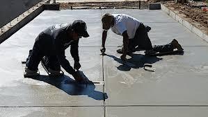 concrete patio finishes expansion joints  figure  concrete finishing