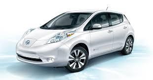 2017 nissan leaf electric car features