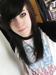 emo haircuts for long hair   Length Hair   Pinterest   Emo together with 65 Emo Hairstyles for Girls  I bet you haven't seen before additionally  besides Popular Emo Hairstyles for Long Hair   Hairstyles Weekly likewise  as well  additionally  furthermore Best 25  Emo hairstyles ideas only on Pinterest   Scene hair  Long as well Blonde Angled Layered Hair Style ❥❥❥     bestpickr   long furthermore Emo Styles Long Haircut   haircut 2013 besides . on emo style haircuts for long hair