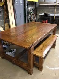 Large Farmhouse Kitchen Table Farmhouse Tables Square Farmhouse Table With Tuscany Pedestal