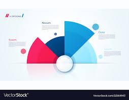 Modern Chart Design Circle Chart Design Modern Infographic