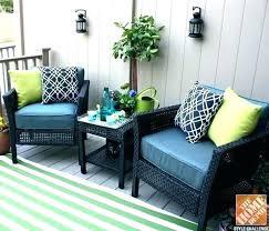 small balcony furniture ideas. Small Balcony Furniture Patio Ideas Enchanting Narrow Outdoor . R