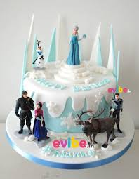Order Beautiful Frozen Theme Cake Online Birthday Cake In