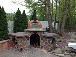 Pizza Oven Outdoor Kitchen Brick Pizza Ovens Outdoor Made In Portugal