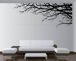 vinyl tree wall art decals wallartideas inside most cur vinyl wall art tree gallery