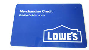 where to get a lowes gift card photo 1