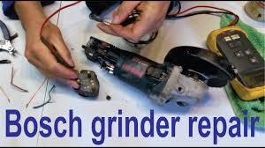 how to fix an electrical fault on a bosch grinder gws how to fix an electrical fault on a bosch grinder gws