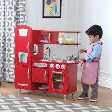 Retro Red Kitchen Red Vintage Play Kitchen