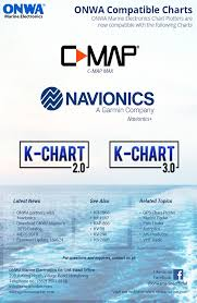 Onwa Compatible Charts Onwa Marine Electronics Co Ltd