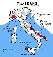 Wine Folly Chart The Best Italian Red Wines For Beginners Wine Folly