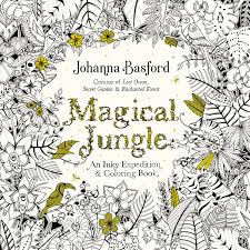 johanna basford just released some art from her next coloring book