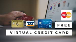 how to create free virtual credit card for free trial and other things not working