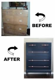 bedroom furniture pulls. dresser with diy copper pipe drawer pulls bedroom furniture e