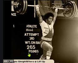 Albert Hood--My Best Ever — Takano Weightlifting - Olympic Weightlifting