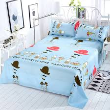 Small Picture Aliexpresscom Buy Nordic Cartoon HatMoustache Bed Sheets Home