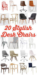 home office desk chairs chic slim. Stylish Desk Chairs The House Wood Img Best Chair For Home Office Zero Gravity With Sunshade Chic Slim