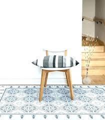 linoleum mat vinyl area rug decorative grey tiles printed on carpet kitchen doormat art memory foam teal vinyl rugs