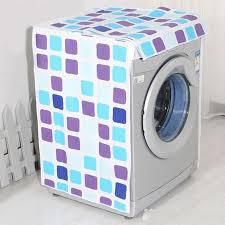Bọc bảo vệ máy giặt cửa ngang (giao màu ngẫu nhiên) - Phụ kiện giặt ủi khác  Thương hiệu OEM