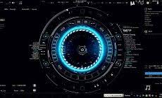 iron man jarvis wallpaper f5mlv live iphone stark industries theme for windows 7 arc reactor mainframe