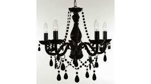 new authentic all black crystal chandelier lighting authentic black crystal