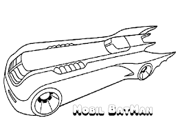 Small Picture Batman coloring pages batmobile ColoringStar