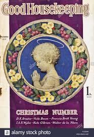 Good Housekeeping Advertising 1930s Old Vintage Original English Magazine Cover Good Housekeeping