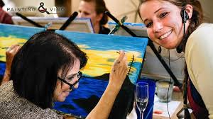 3 hour painting class admission