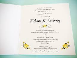 floral wedding invitations fine invitations sydney Wedding Invitations With Graphics modern sydney wedding invitation yellow flower graphics Wedding Background Graphics