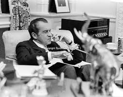 nixon office. president richard nixon in his old executive office building offce