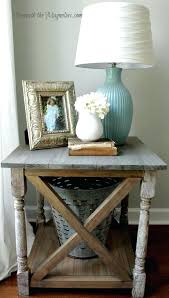 interior side table ideas for living room in how to decorate a small oak tables beautiful best decorating end