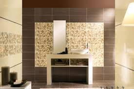 Small Picture Bathroom Bathroom Wall Designs With Tile On Bathroom Regarding