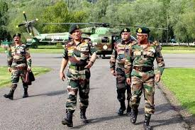 indian army prepared for a two and a half front war can face external and internal