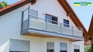 Balkongel Nder Alu Ab 144 Kaupp Balkone Sterreich Balkongelaender Alu